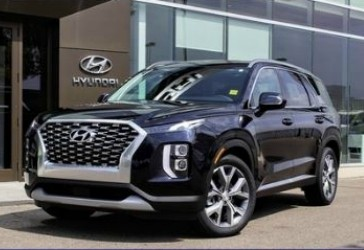 2020 palisade preferred awd 8 passenger #200033